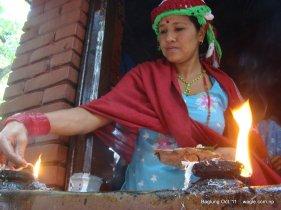 baglung kalika temple dashain festival (11)
