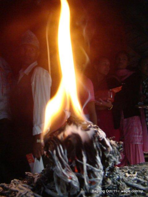 baglung kalika temple dashain festival (8)