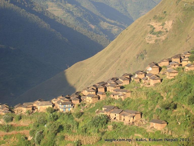 Kankri village Rukum