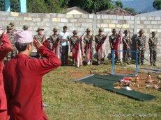 nepal army celebrates dashain festival in baglung (1)