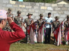 nepal army celebrates dashain festival in baglung (2)