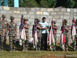 nepal army celebrates dashain festival in baglung (6)
