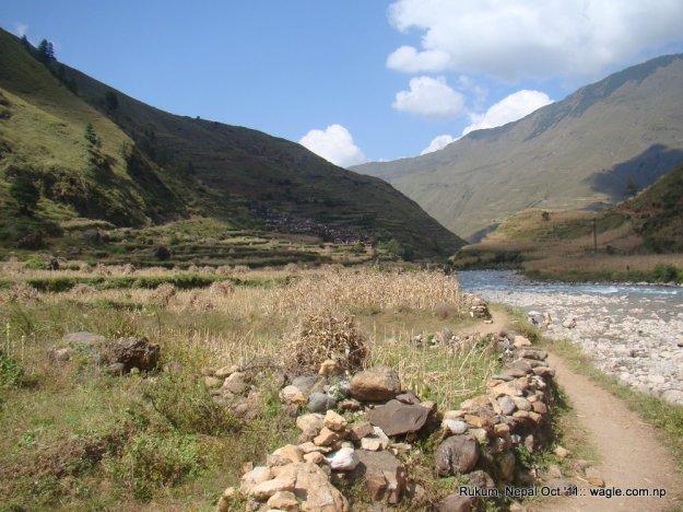 Tak Shera village