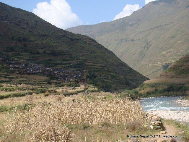 Tak Shera village of Rukum