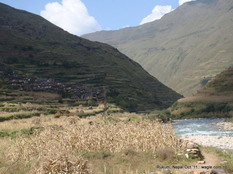 Tak Shera village of Rukum