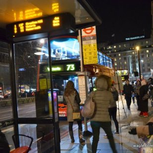 What I really liked about the bus system is the notice board that provides almost realtime information on arrival of a bus to the particular bus stop.