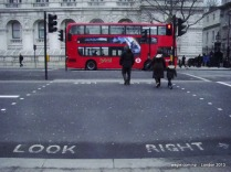 This is part of a quick series on pedestrian road crossings.