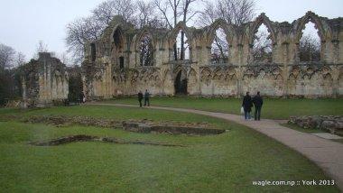 Ruins and Garden