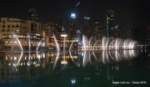 Burj Khalifa Water Show