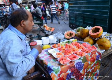 Fruit sellor- which one to choose from