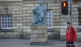 Hume- Edinburgh