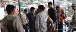 Nepali Porters of Shimla 2