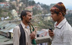 Nepali Porters of Shimla 3
