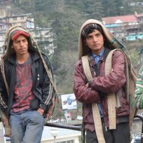 Nepali Porters of Shimla 8