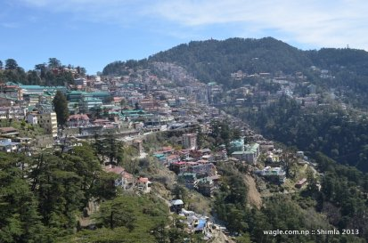 Shimla Town Overview