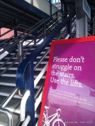 Staircase Notice- York Railway Station-001