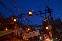 Street lights- Old Delhi