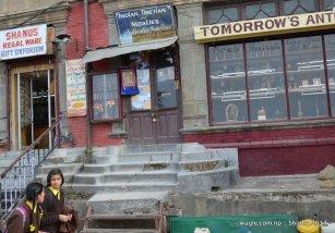 Tourist Shop Shimla