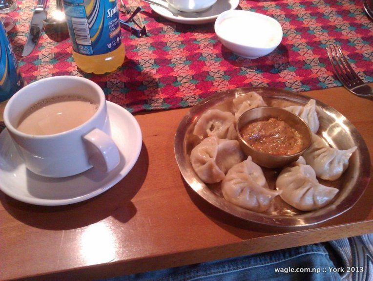 To be brutally honest, the momos were a total disappointment- bland and not with 'Nepali taste' at all.