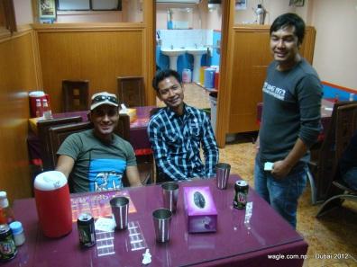Yam Bahadur and Friends