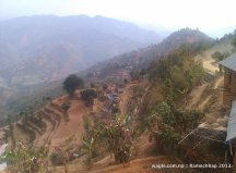 A village in Ramechhap district