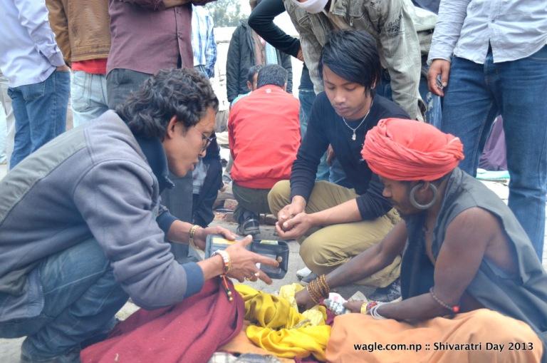 Ganja the Weed: Transaction