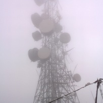 Phulchowki communications tower
