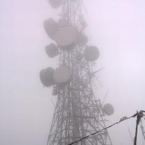 Phulchowki communications tower