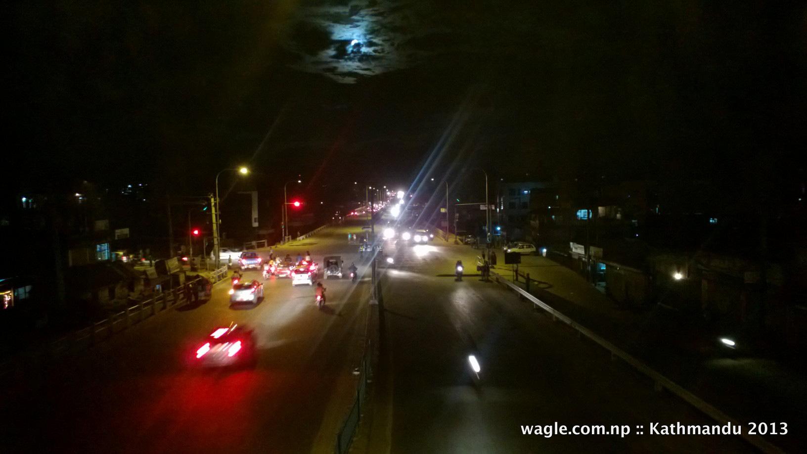 tinkune suryabinakay road