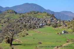 Mahat village
