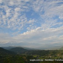 a view from near bandipur village
