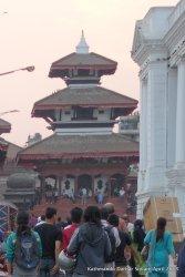 Basantapur's Trailokya Mohan Temple