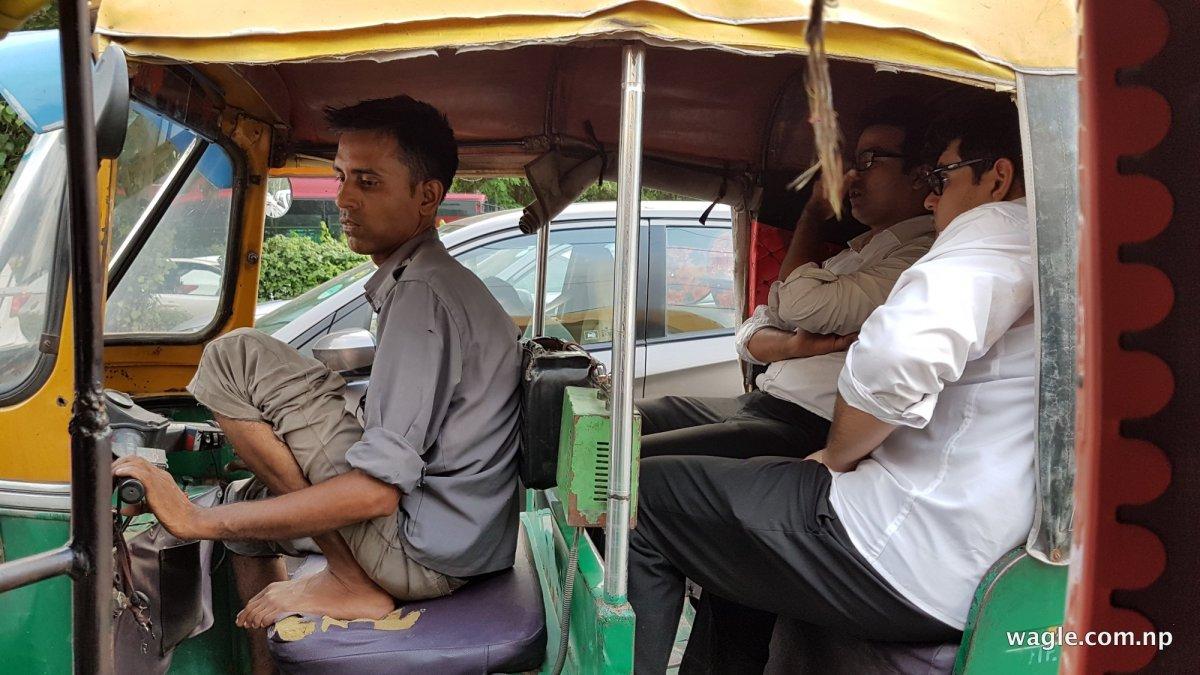 उबर दिल्ली