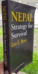 लियो ई. रोजको नेपाल स्ट्रयाटिजी फर सर्भाइवल